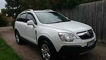 2010 Holden Captiva Wagon Rye Mornington Peninsula Preview