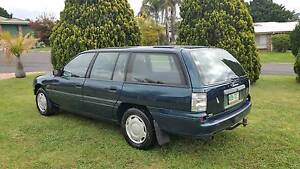 1995 Toyota Lexcen Wagon Darling Heights Toowoomba City Preview