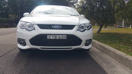 2014 Ford Falcon XR6 Turbo Earlwood Canterbury Area Preview