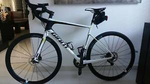 2015 Giant Defy Advanced SL 1 as new ridden than 70kms!!!!