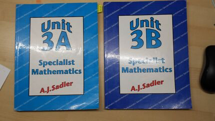 Maths SPECIALIST 3AB books for sale Booragoon Melville Area Preview