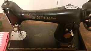 Vintage singer sewing machine 201k Melville Melville Area Preview