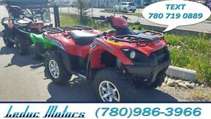 2017 Kawasaki Brute Force 750 4x4i EPS - LOW RATES - CALL TODAY!