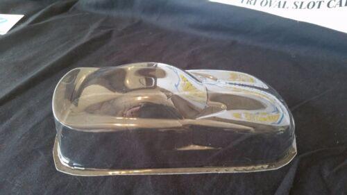1/24 CLEAR SLOT CAR BODY  DODGE VIPER #4037
