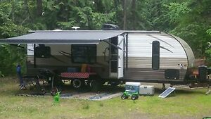 2015 Grey Wolf by Forest River model 26BH