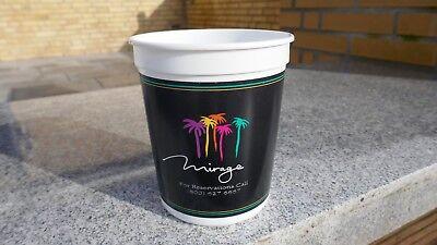 Rarität! Casino Sammelbecher Las Vegas Aruba Malaysia super erhalten!