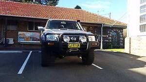 2006 Nissan Patrol ST Wagon Katoomba Blue Mountains Preview