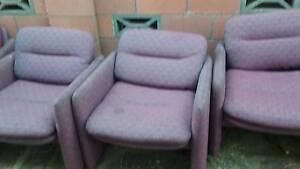 Good Sofa chairs Clearview Port Adelaide Area Preview