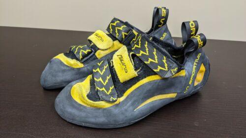 LIGHTLY USED!! La Sportiva Miura VS Climbing Shoe P3 Size 43 UK 9 USM 10 USW 11
