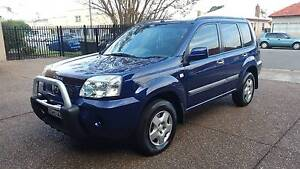 2004 Nissan X-trail ST (4x4) T30 2.5L 4 Cylinder - AUTOMATIC Waratah Newcastle Area Preview