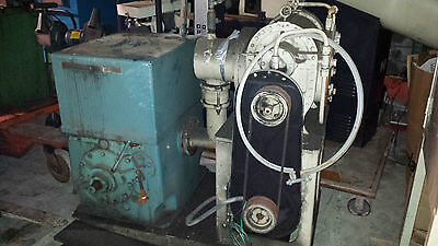 Stokes Microvac Vacuum Pump  615 Rgs Roots Blower Combo