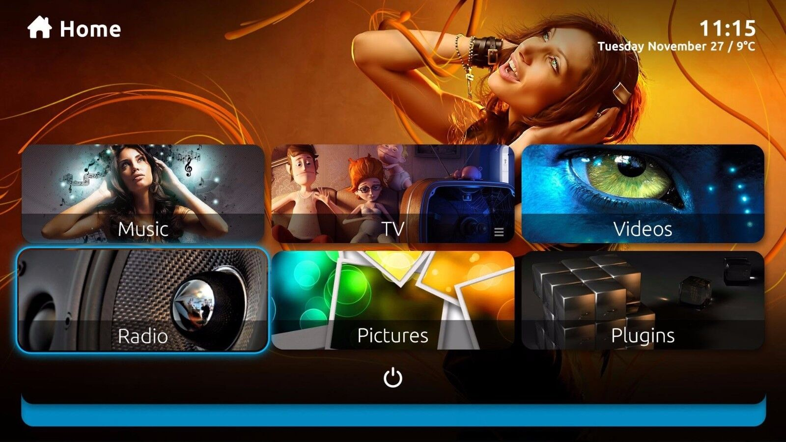 MediaPortal (Software to Turn Your PC into a Very Advanced MediaCenter/HTPC) PC