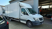 Mercedes-Benz Sprinter II Koffer 513 CDI mit Ladebordwand