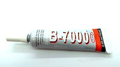 New 15Ml Multi Purpose Glue Adhesive B 7000 For Mobile Phone And Tablet