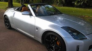 2005 Nissan 350Z Convertible Darwin CBD Darwin City Preview