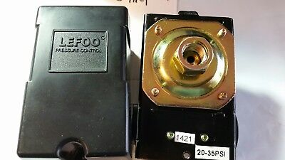 Lf10-ws-1 Lefoo Water Pressure Switch - 2035 Psi Cut In 20 Psi Cut Off 35 Psi