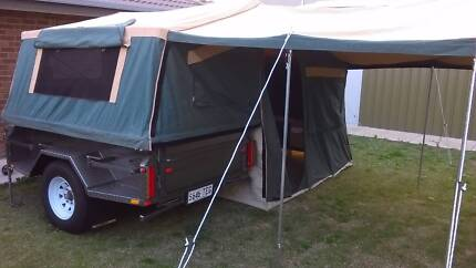 Creative CAMPER TRAILER TENTS  ADELAIDE TRAILER SHOPcom
