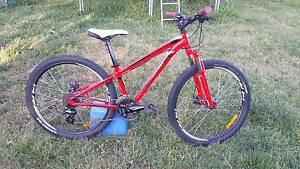 Specialized hardrock mountain bike, disc brakes, XS Ringwood Maroondah Area Preview