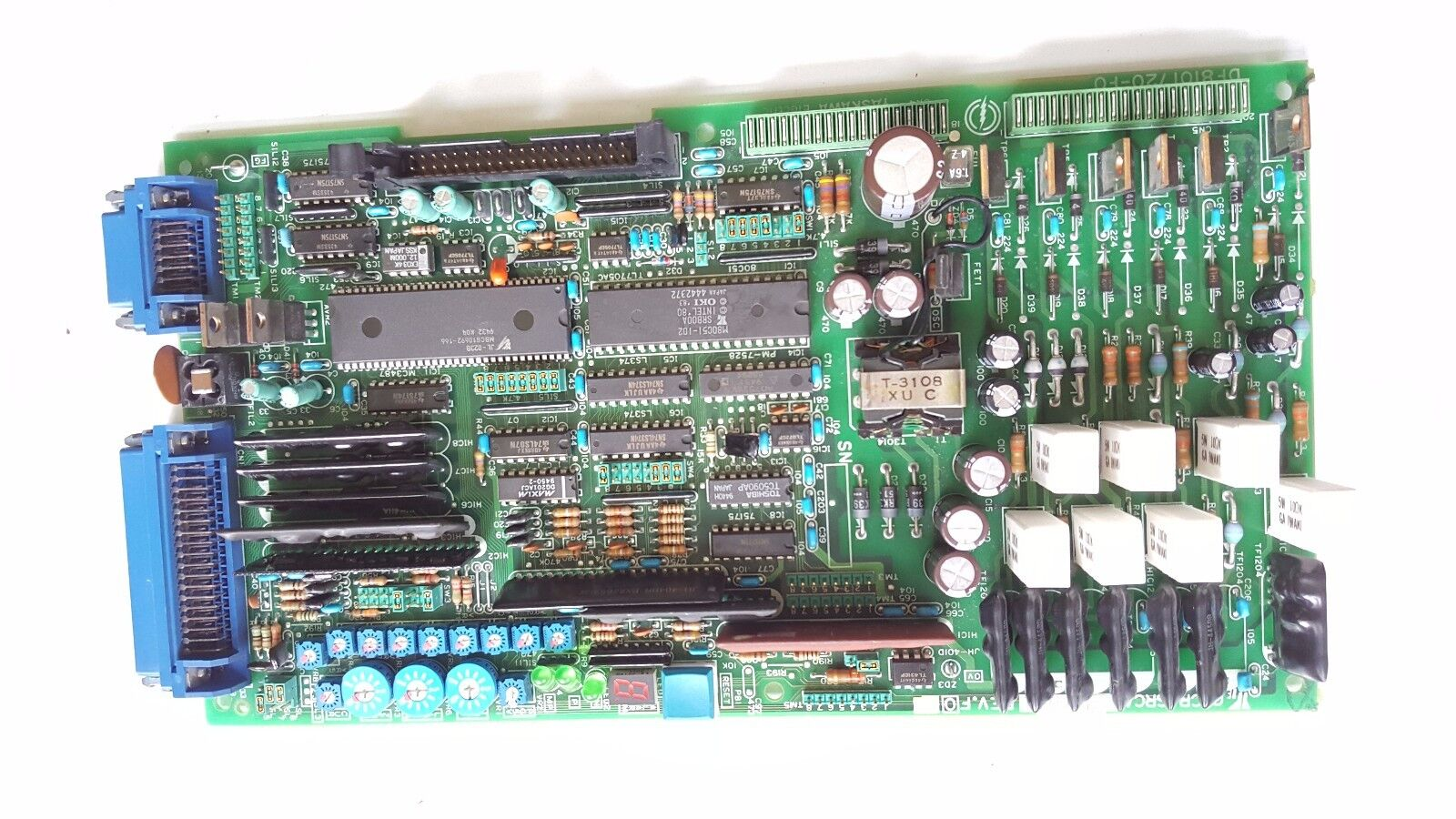 Yaskawa Power Supply Board Cacr Srca30bbb Rev F02 For Sale Online Images, Photos, Reviews