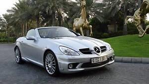 "18"" Mercedes SLK-55 AMG 2008 Genuine Wheels & Tyres Hamilton Brisbane North East Preview"