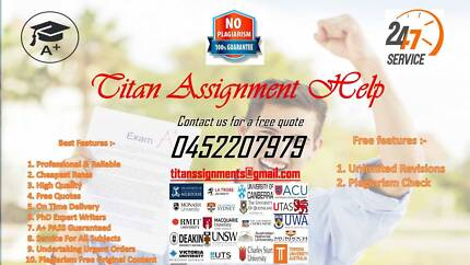 Assignment Help - Professional, High Quality & Cheapest Rates!