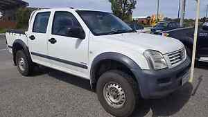 03 Holden Rodeo LX dual cab ute !!! Rockingham Rockingham Area Preview