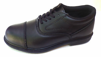 size 6 work shoes safety shoes arco protective toe brogues ebay best seller