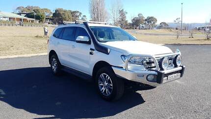 2015 Ford Everest SUV Jindabyne Snowy River Area Preview