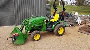 John Deere 2025R package- only 100hrs Cockatoo Valley Barossa Area Preview