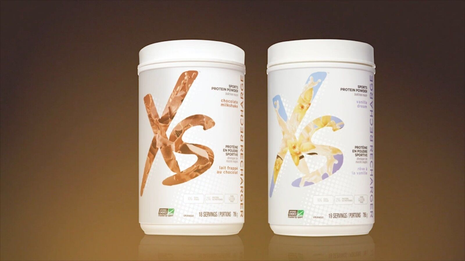 AMWAY XS Sports Nutrition Protein Powder Multi Flavors  US S