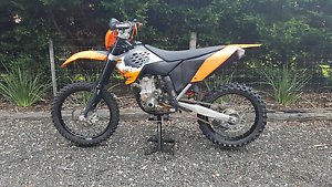 KTM 450SXF, 2008 model(not running) Leopold Geelong City Preview