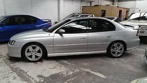 2004 Holden Commodore SS VYII 5.7L V8 Sedan - Leather, Sunroof Waratah Newcastle Area Preview