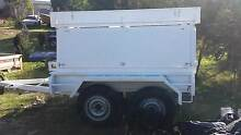 Tandom Emergency Services / Tradies Trailer City North Canberra Preview
