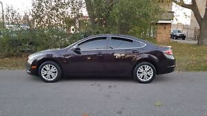 2009 Mazda Mazda6 i Sport i Sport auto 4cyl loaded WELL MAINTAIN