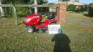Troy built ride on mower Rosewood Ipswich City Preview
