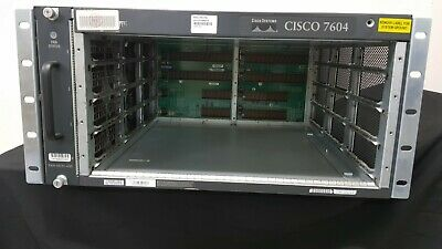 Cisco_CISCO7604:4-Slot chassis (USED)