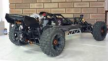 Genuine HPI Baja 5b ss kit 29cc Lots of upgrades 2.4ghz Radio RTR Atwell Cockburn Area Preview