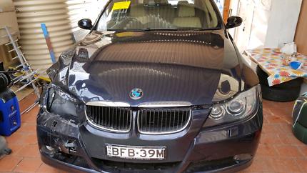 BMW 320I SEDAN WRECK/ PARTS!!! Fairfield Fairfield Area Preview