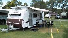 2006 OLYMPIC JAVELIN SP 18` Pop top Caravan - EXCELLENT Condition Seaview Downs Marion Area Preview