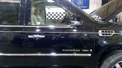 07-11(early) Cadillac Escalade Passenger Right Front Door (Black 41U) OEM
