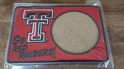 Premium Quality - Texas Tech Red Raiders Drink Coaster - Coffee Beer Tea - Texas Tech Coffee