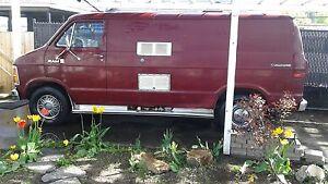 1984 Dodge Prospector van