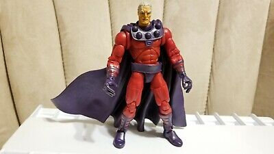 Toy biz Marvel Legends Series 3 2005 Action Figure Magneto RARE X-Men NO HELMET