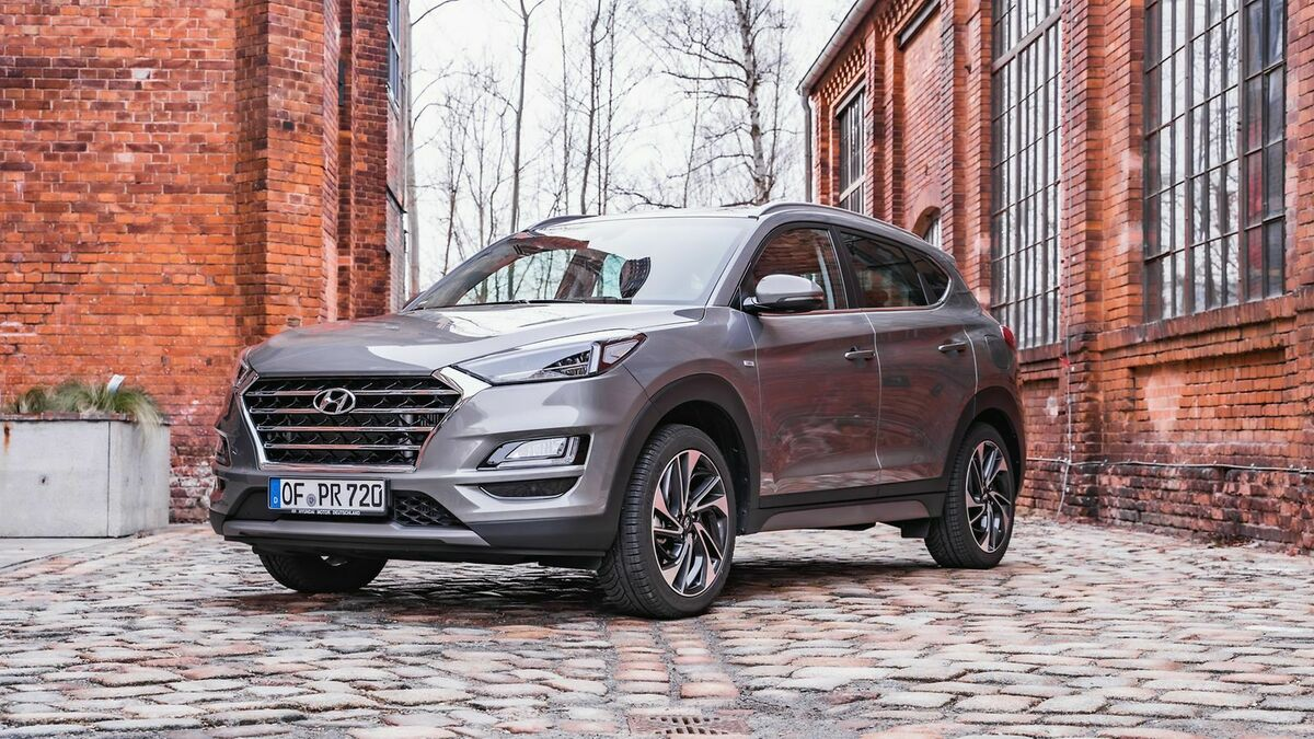 Hyundai Tucson 2019 Test Daten Preise Mobile De