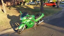ZZR250 Kawasaki learner legal Windsor Hawkesbury Area Preview