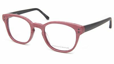 NEW PRODESIGN DENMARK 4720 c.4126 RUBY EYEGLASSES FRAME 49-22-140 GI B40mm Japan