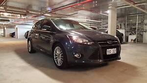 2012 Ford Focus Hatchback. Low KMs. 1 year rego. Gungahlin Gungahlin Area Preview