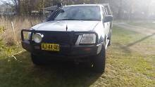 2003 Holden Rodeo 4x4 Duel Cab Guyra Guyra Area Preview