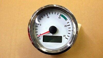 Jcb Parts -- Tachometer For Various Jcb Models Part No. 70450097 Or 704d7231