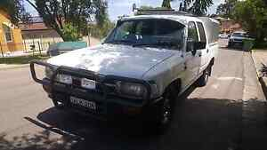 Toyota hilux 1995 2.8 diesel Parramatta Parramatta Area Preview